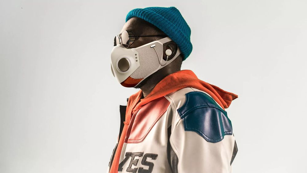 Honeywell will.i.am xupermask