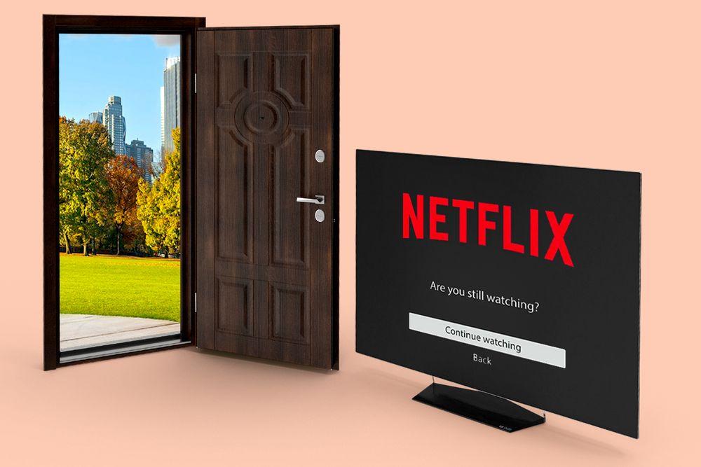 Netflix still watching