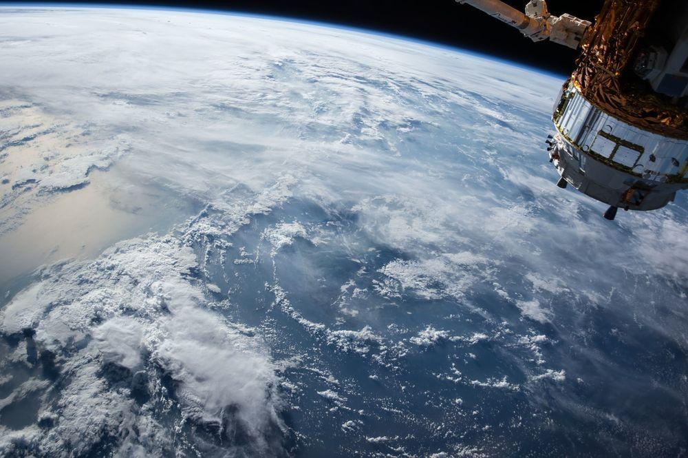 generic satellite image
