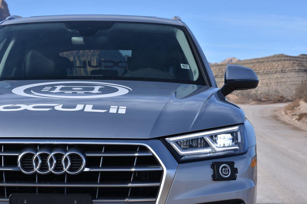 Oculii press assett self-driving autonomous radar