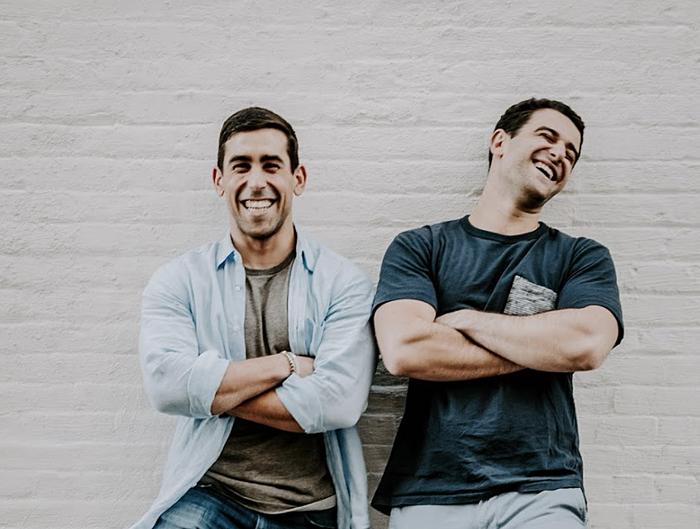 Austin Rief and Alex Lieberman