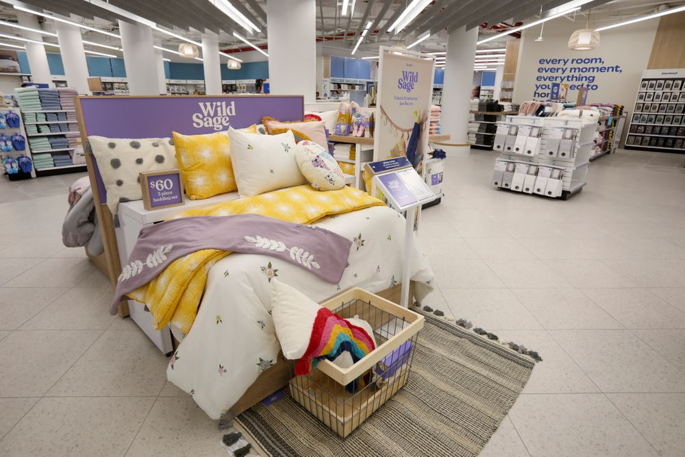 New Bed Bath & Beyond flagship store in NYC