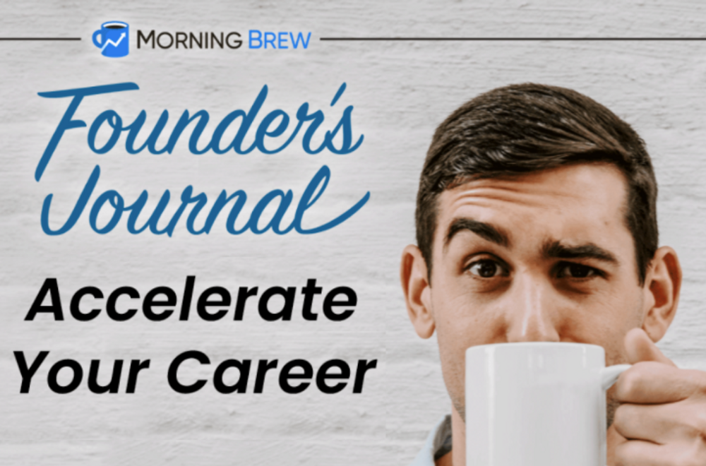 Founder's Journal graphic