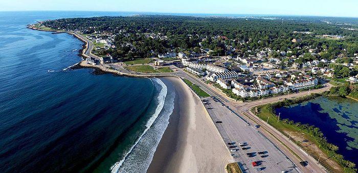 Rhode Island beach