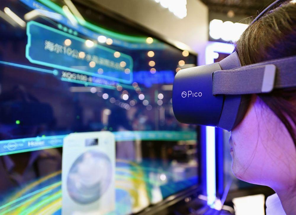 pico virtual reality bytedance tiktok