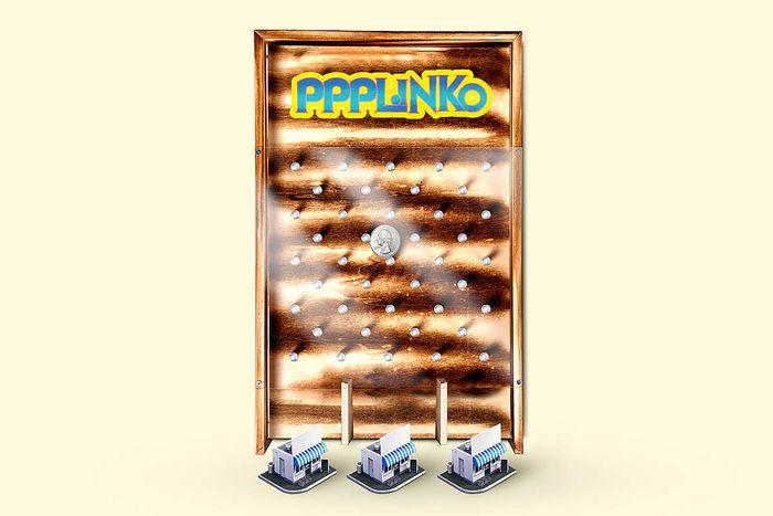 PPPlinko game