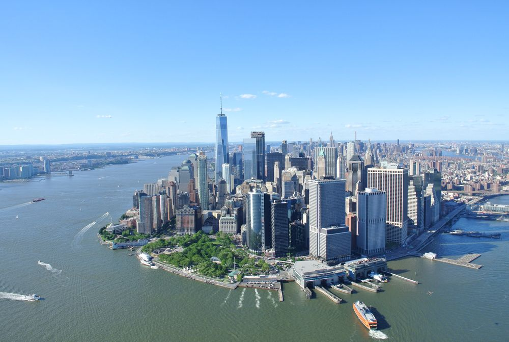 NYC's Financial District
