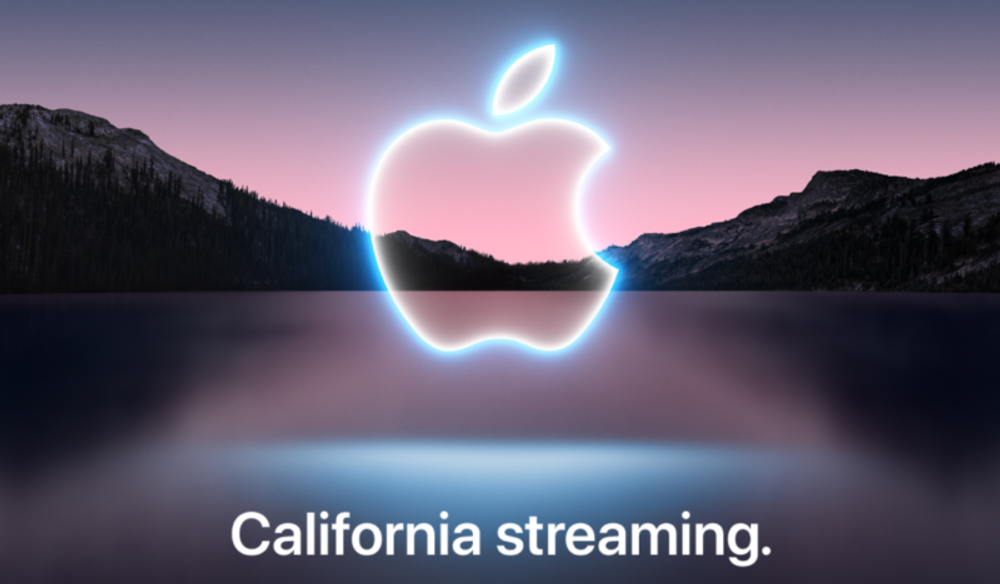 Apple invite for its hardware event