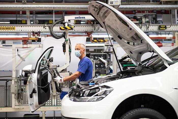 Volkswagen employee