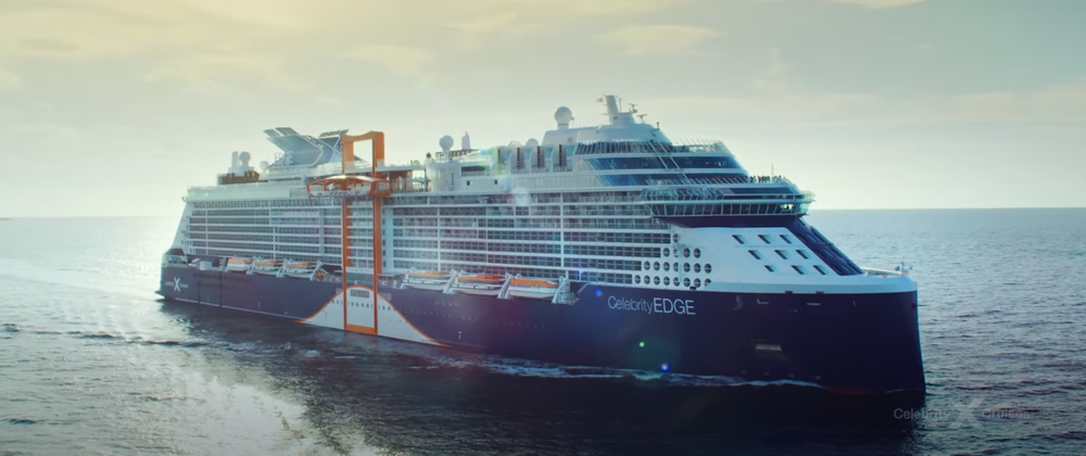 an image of a Celebrity Cruises ship