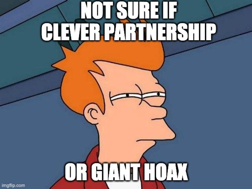 Meme for Walmart-Litecoin hoax