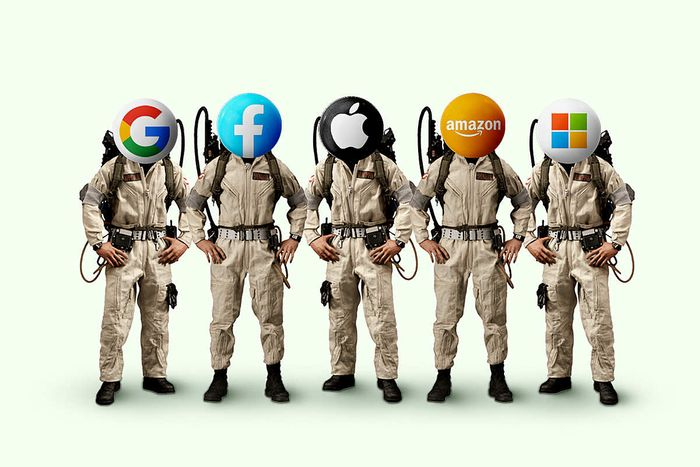 Big Tech as Ghostbusters