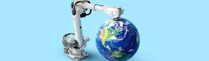 COVID-19 and AI adoption banner photo