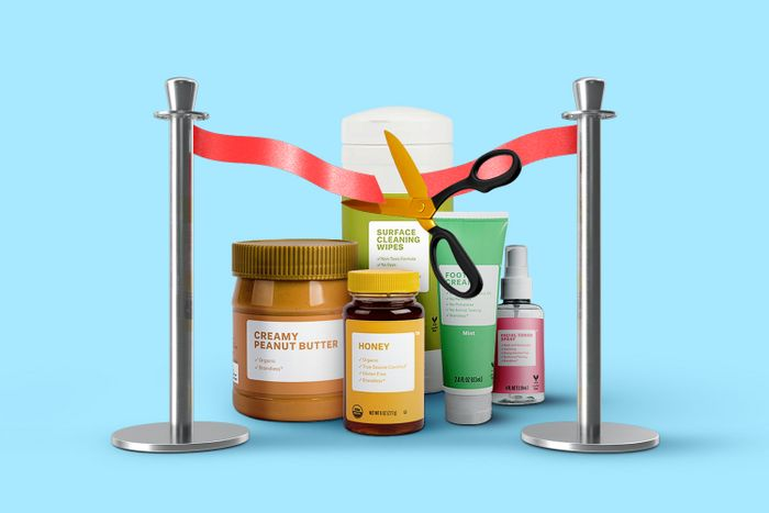Brandless DTC products for second brand launch