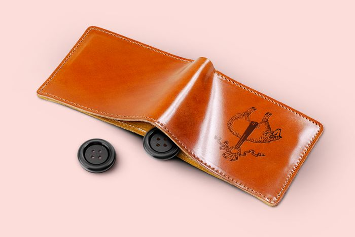 Brooks Brothers wallet