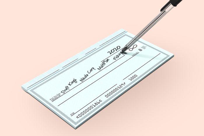 Blank check company