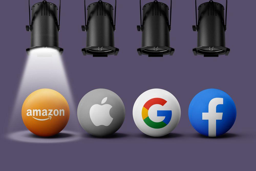 Spotlight on Amazon