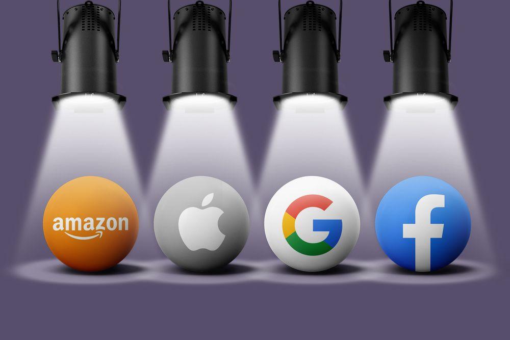 Big Tech under the antitrust spotlight