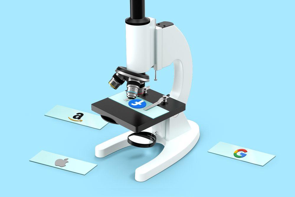 Big Tech under the microscope