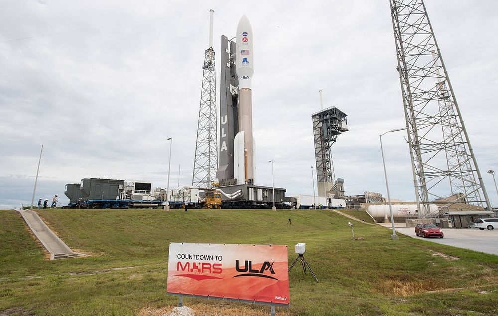 NASA's launch site