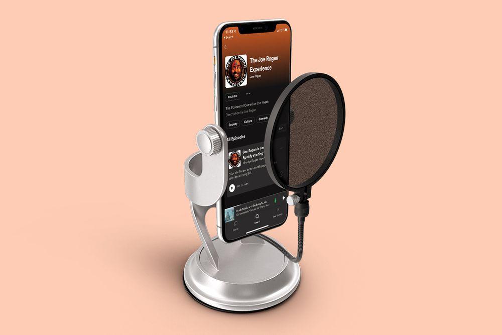 Joe Rogan podcast Spotify