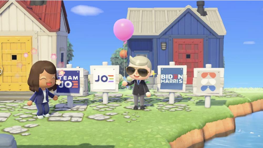 Animal Crossing Politics
