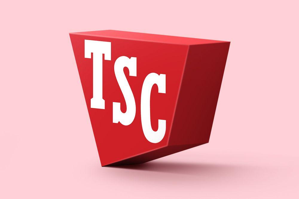 Tractor Supply Company 3d logo