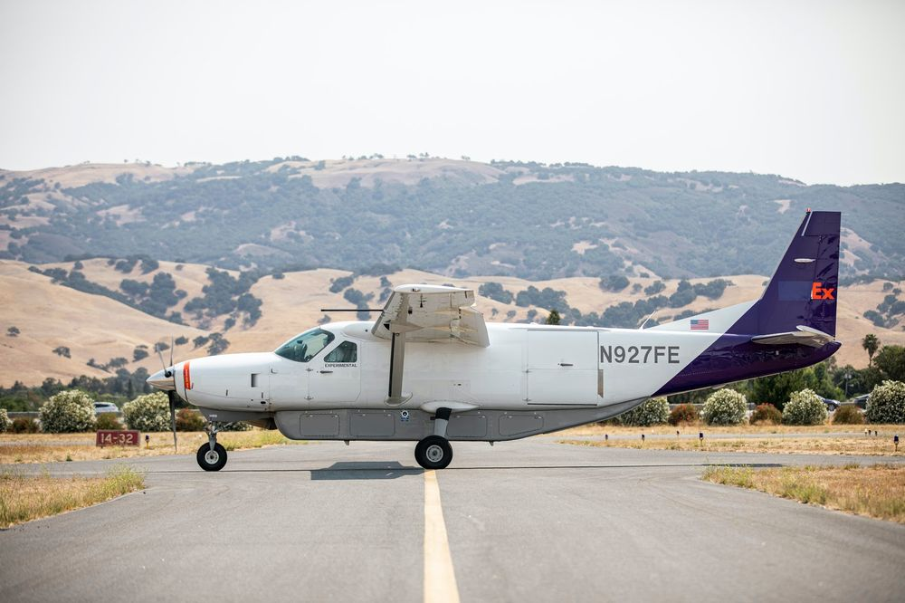 Fedex testing autonomous flights