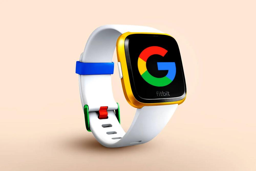 Google/Fitbit watch