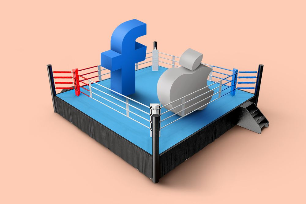 Facebook and apple
