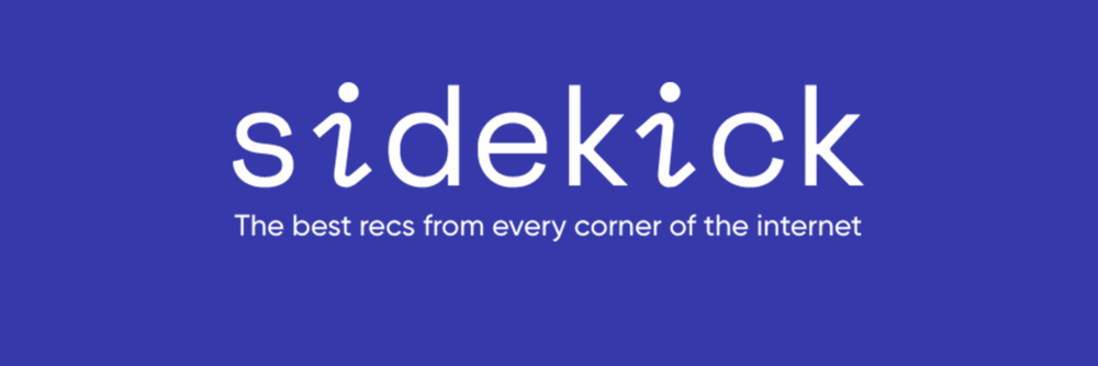 Sidekick header