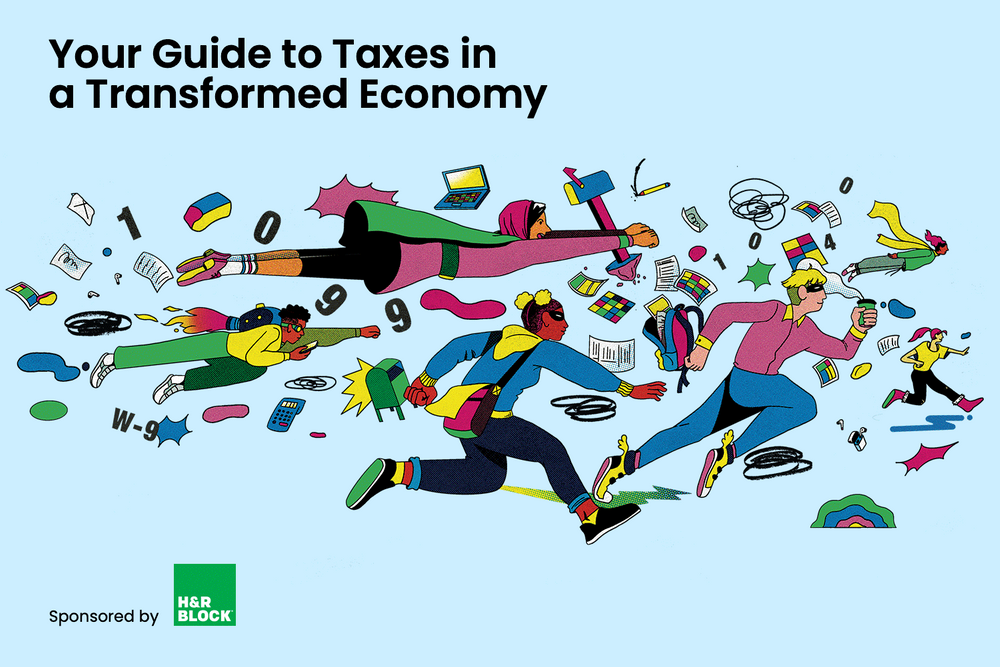 Tax illustration