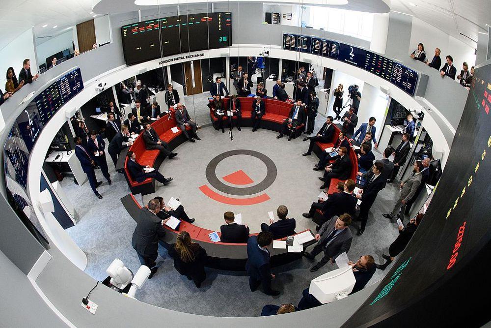London metals exchange