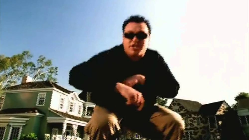 Screenshot from Smash Mouth video